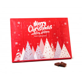 Calendario Adviento chocolate XS personalizado