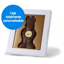 Liebre chocolate pascua